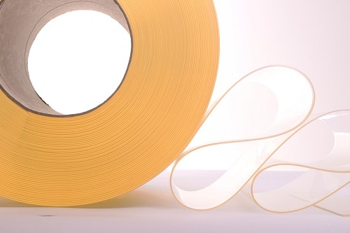PVC Curtain Anti Static PVC Strip Rolls Industrial For Datacentres And Cleanrooms