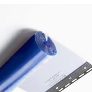 PVC Strip Curtains 400mmx4mm For Temperatures From -10c – +38c