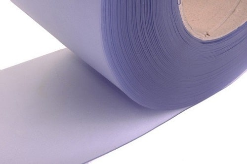 PVC Curtain Rolls Multipurpose Frosted Blur PVC Rolls Partial Privacy Stock Area