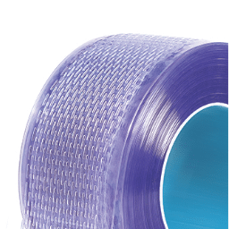 PVC Curtain Perforated Clear PVC Roll Fly And Pest Screen With Air Flow